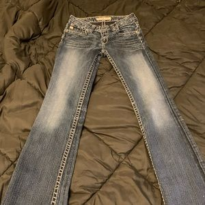 Big Star Casey K jeans (low rise)